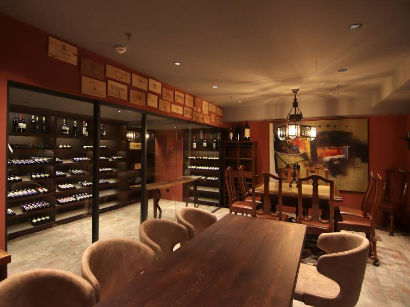 Radisson Collection Hotel Wine Cellar